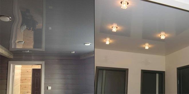 Подвесные и встраиваемые светодиодные светильники