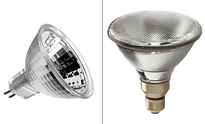Галогенные лампы для спотов