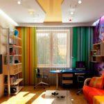 Комбинированый потолок
